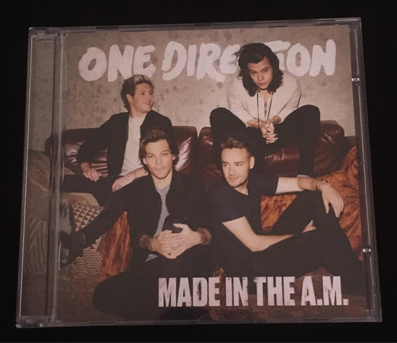 Cd One Direction - Made In The A.m