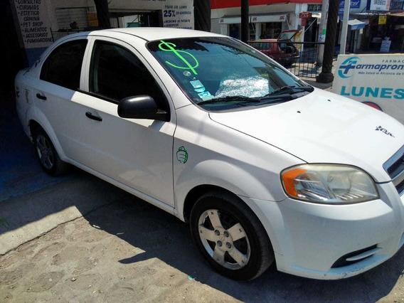 Chevrolet Aveo 1.6 C 5vel Mt 2011