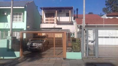 Casa Em Partenon Com 2 Dormitórios - Nk17539