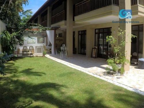 Imagem 1 de 30 de Enseada Apartamento À Venda Praia Da Enseada - Guarujá - Ap4624