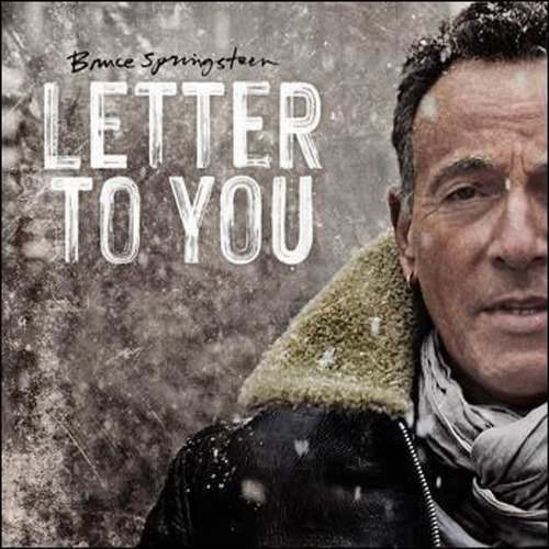 Bruce Springsteen - Letter To You Cd Nuevo Importado