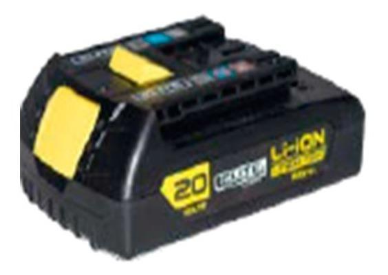 Batería Elite De Ion De Litio De 20 V. Y 2.0 Ah.
