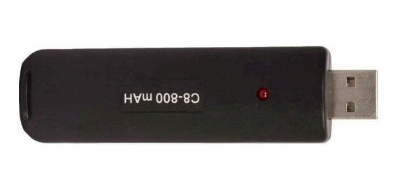 Bateria De Lithium Usb Para Microfones Vokal Vlr502 E Vla42