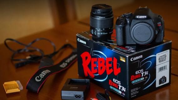 Canon T3i / 600d Completa