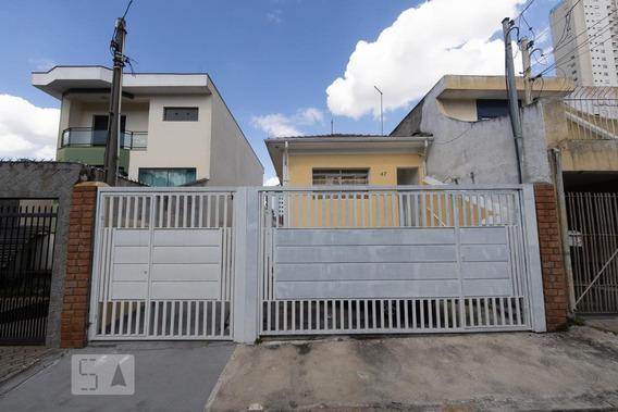 Casa Para Aluguel - Tatuapé, 1 Quarto, 50 - 893026144