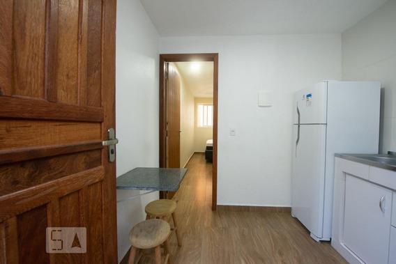 Apartamento Para Aluguel - Itacorubi, 1 Quarto, 17 - 893103406