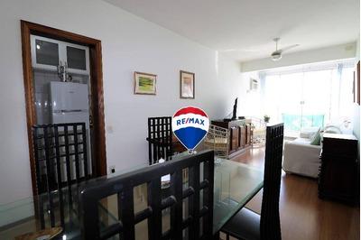 Apartamento 2 Quartos Vista Mar No Parque Das Rosas - Ap0210