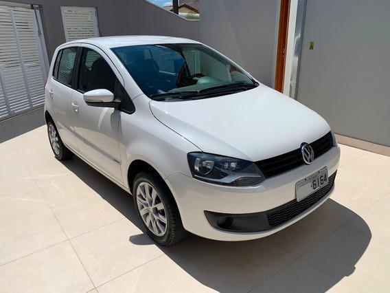 Volkswagen Fox 1.6 Vht Trend Total Flex 5p Branco