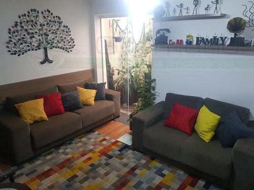 Casa Sobrado Para Venda, 3 Dormitório(s), 100.0m² - 6074
