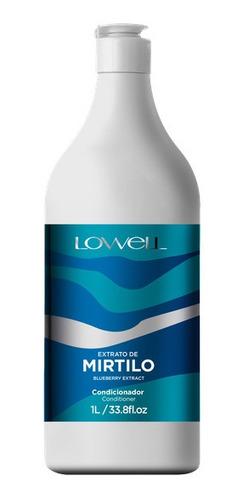 Lowell Condicionador Mirtilo 1000ml