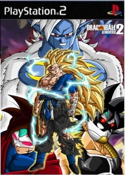 Dragon Ball Z Xenoverse 2 Patch Ps2