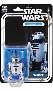 R2-d2 Black Series 6 40th Aniversario