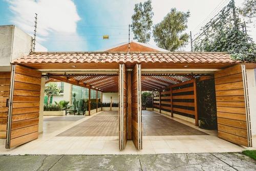7854-rcr Casa En Renta Serranía, Jardines Del Pedregal De San Ángel, Coyoacán