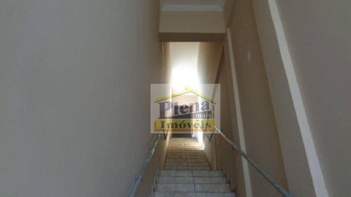 Imagem 1 de 6 de Kitnet Para Locação Com 1 Dormitório E 50 M² -  Parque Virgílio Viel - Sumaré/sp - Kn0048
