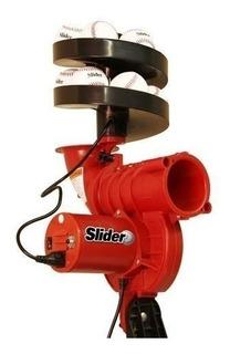 Maquina De Picheo Slider Lite Incluye 12 Pelotas Suaves