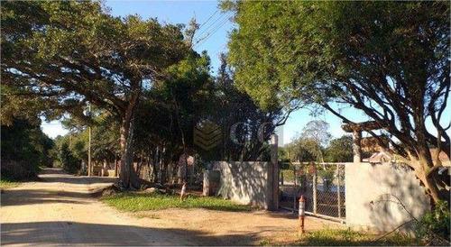 Imagem 1 de 14 de Chácara Com 3 Dormitórios À Venda, 1200 M² Por R$ 160.000,00 - Águas Claras - Viamão/rs - Ch0052