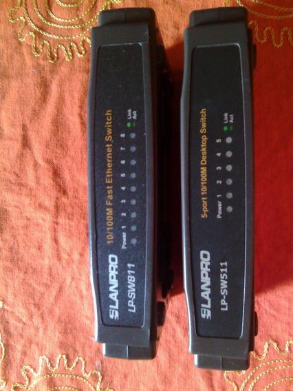 Router Lanpro Lp Sw511 Y Router Lp Sw811