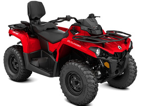 Can-am Outlander Max 450 No Polaris Yamaha Arctic Cat