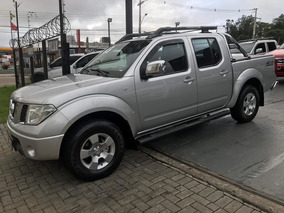 Nissan Frontier Le Cd 4x4-at 2.5 Tb-ic 4p 2013