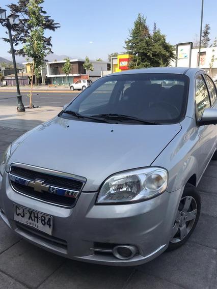 Chevrolet Aveo Sedán, Único Dueño