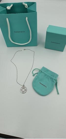 Collar Tiffany & Co Oro Y Brillantes Tiffany T&co Tous T&co