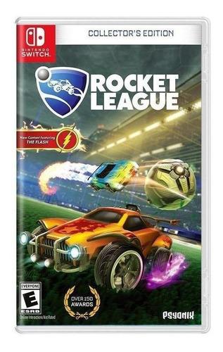 Imagen 1 de 3 de Rocket League  Collector's Edition Psyonix Nintendo Switch  Físico