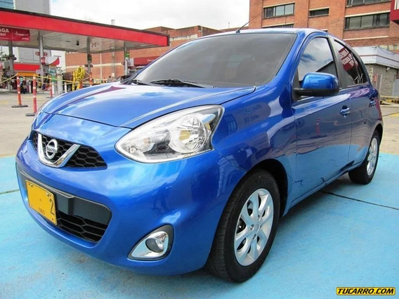 Nissan March 1600cc At Aa
