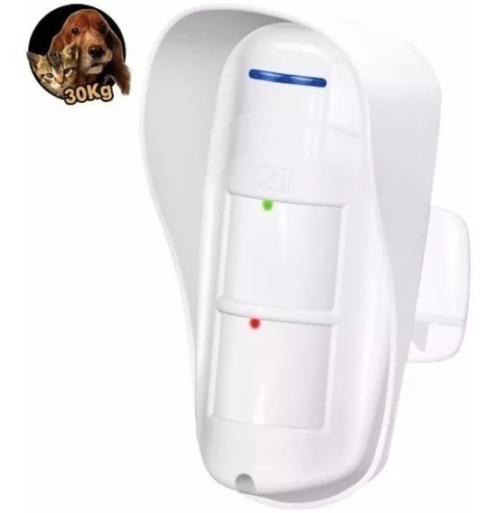 Sensor Infra Vermelho Passivo Externo Dse-830 V2 C/ Fio Jfl