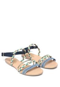 Sandalias # 24 Capa De Ozono Zapatos Zapatillas Botas Botin