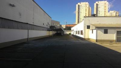 Galpão Industrial Para Locação, Água Branca, São Paulo - Ga0385. - Ga0385