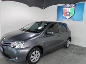 Toyota Etios 2014 1.3x Completo