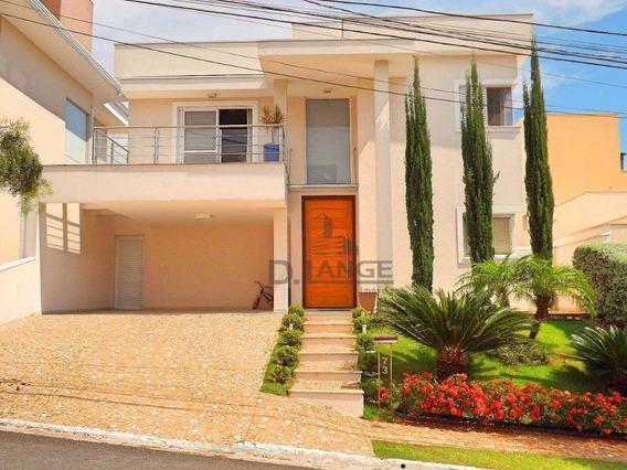 Ótima Casa No Condomínio Morada Das Nascentes - Valinhos - Ca13586