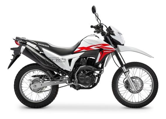 Honda Xr 190 L Inyeccion Entrega Inmediata Honda Guillon -