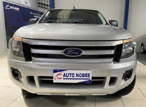 Imagem 1 de 15 de Ford Ranger 3.2 Xls 4x4 Cd 20v Diesel 4p Aut