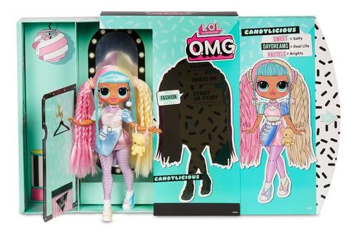 Lol Omg Candylicious Fashion Doll Nueva Original Grande Mercado Libre