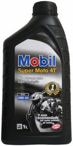 Oleo Mobil Para Moto 4t