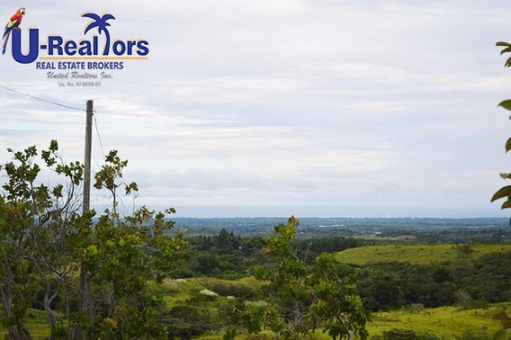 Lot With Spectacular Ocean And Mountain Views, San Carlos -