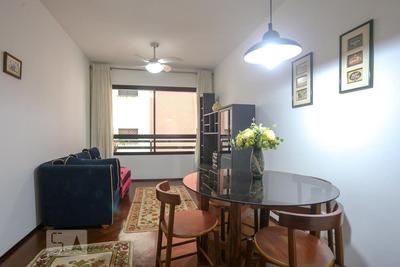 Apartamento No 5º Andar Com 1 Dormitório E 1 Garagem - Id: 892929735 - 229735