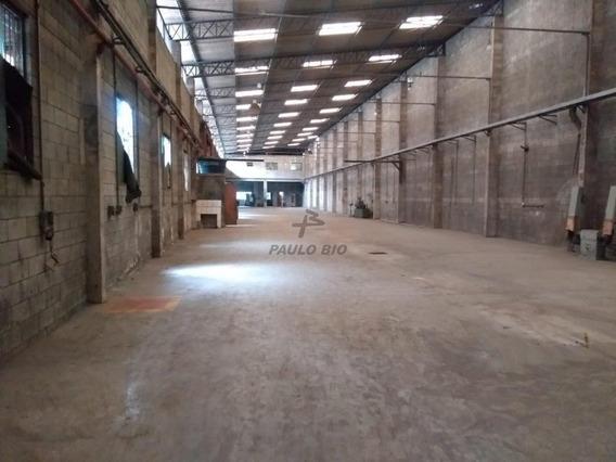 Galpao Industrial - Capuava - Ref: 6628 - L-6628