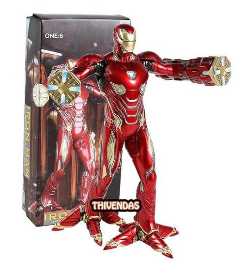 Iron Man Mark 50 Guerra Infinita 1/6 Crazy Toys Ñ Hot Toys