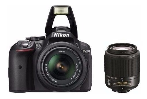 Camera Nikon D5300 Dslr Kit 18-55mm Vr
