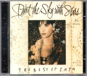 Enya Cd Paint The Sky With Stars The Best Of Novo Lacrado