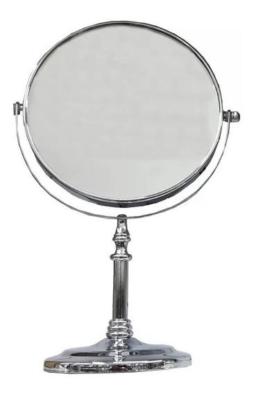 Espejo Pie D/faz Metal 3x 12015 -838-
