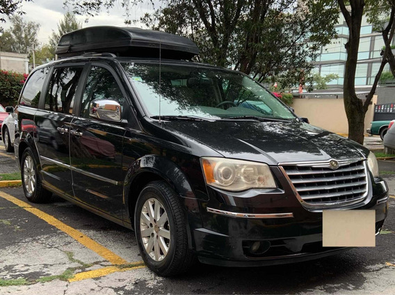 Chrysler Town & Country 3.8 Limited Mt 2009