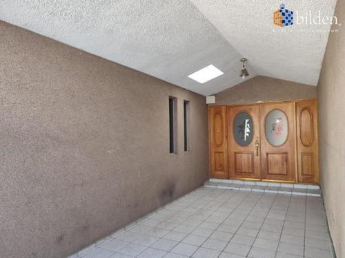 Imagen 1 de 12 de Casa Sola En Renta Jardines De Durango