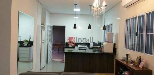 Imagem 1 de 13 de Casa Com 3 Dormitórios À Venda, 150 M² Por R$ 420.000,00 - Setsul - São José Do Rio Preto/sp - Ca2446