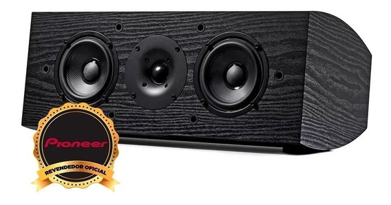 Pioneer Sp-c22 Home Theater Caixa Central 4