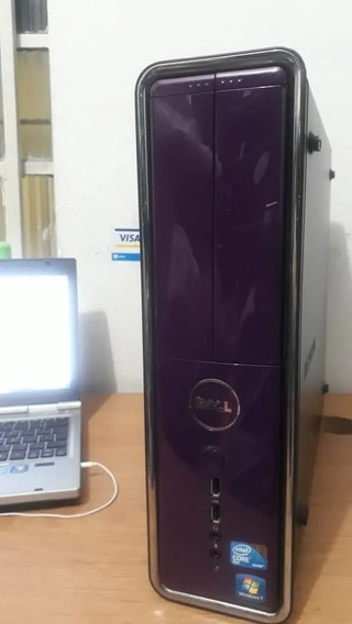 Cpu Dell Inspiron 560s Core 2 Quad Q9550 Ram 4gb Hd 500gb.