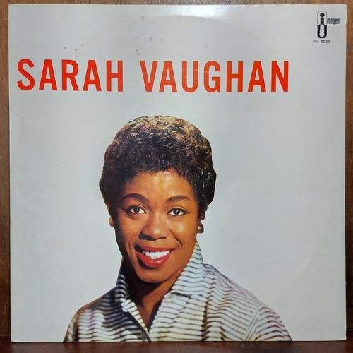 Imagem 1 de 6 de Vinil Lp Sarah Vaughan 1989