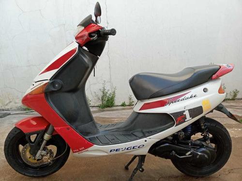 Peugeot  Speedake F1 50cc